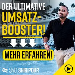 Der ultimative Umsatz Booster