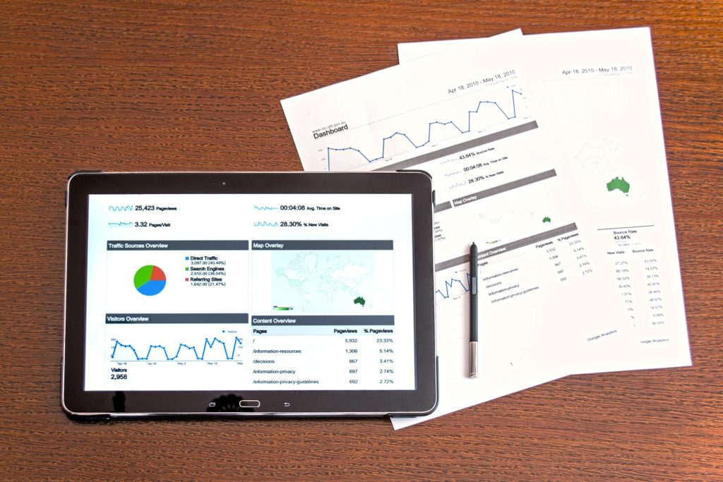 Google Analytics Tools für Affiliate Marketing